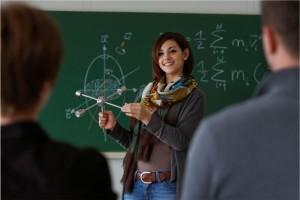 Vorträge und Lehrerfortbildungen besuchen (Foto: Frank Eppler)